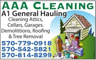 AAA Cleaning