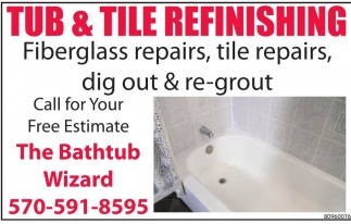 Tub & Tile Refinishing