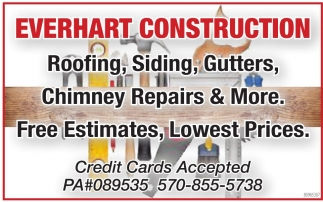 Free Estimates, Lowest Prices