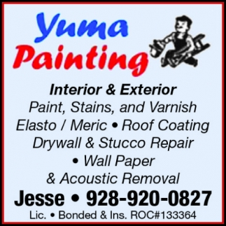 Drywall & Stucco Repair