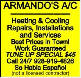Heating & Cooling Repairs
