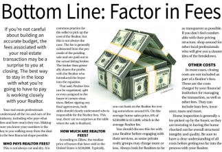 Bottom Line: Factor in Fees