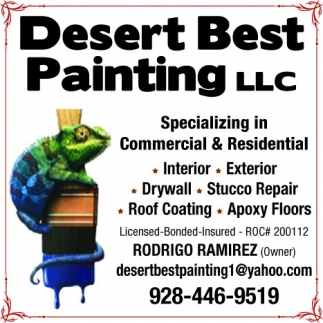 Specializing in Commercial & Residential