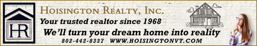 Your Hometown Realtor Since 1968