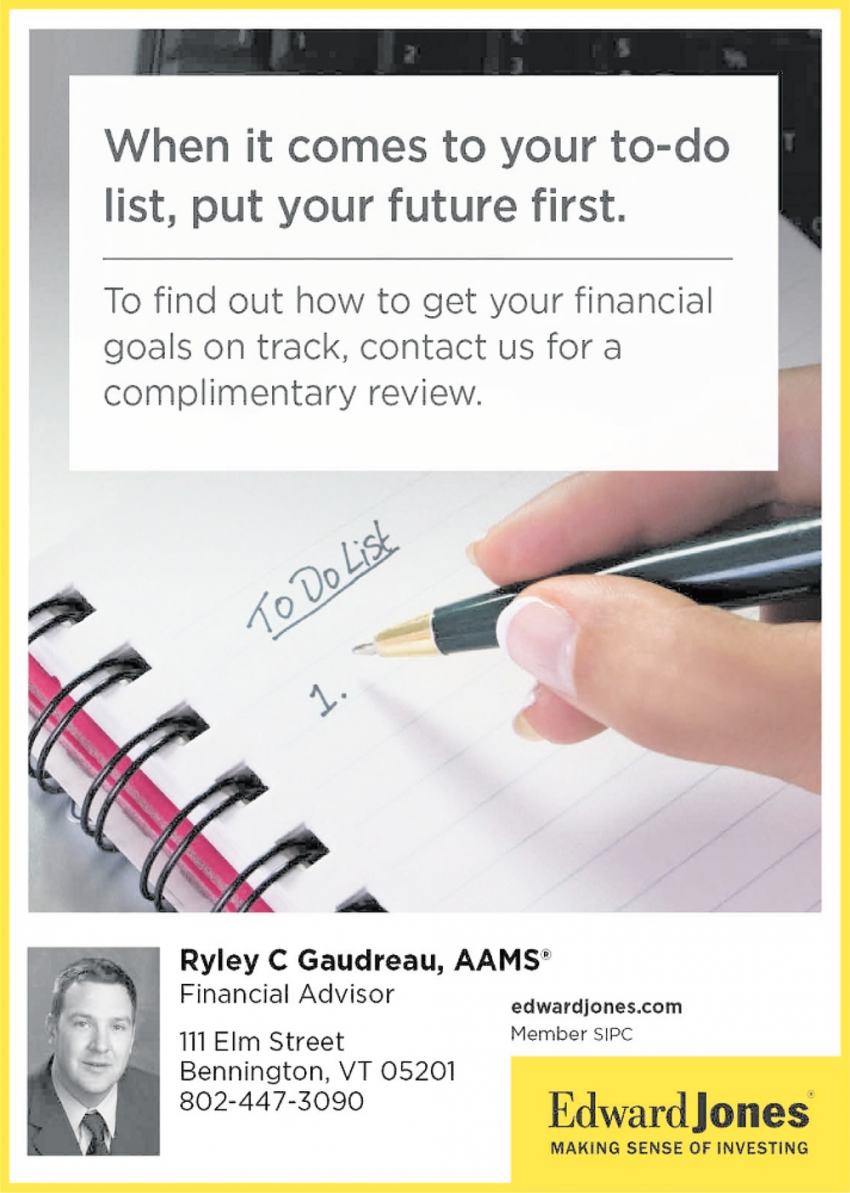 When It Comes To Your To-Do List, Put Your Future First