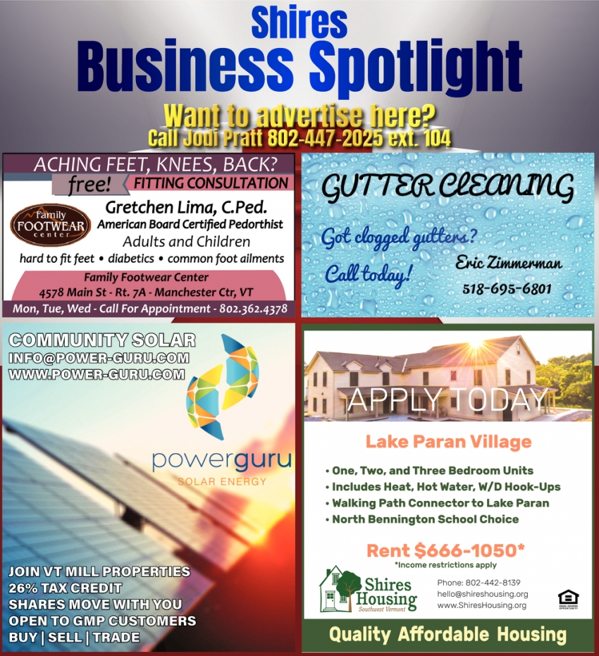 Business Spotlight