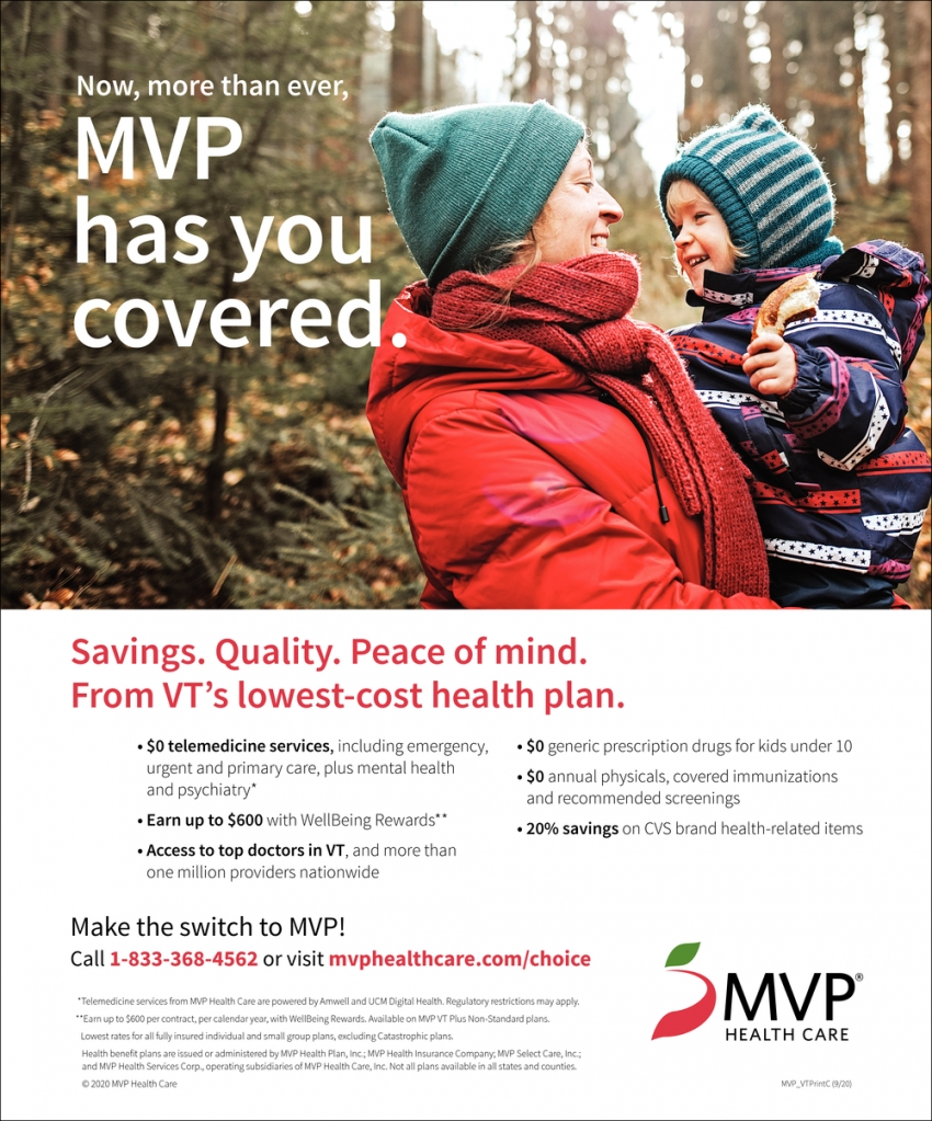 MVP Has You Covered