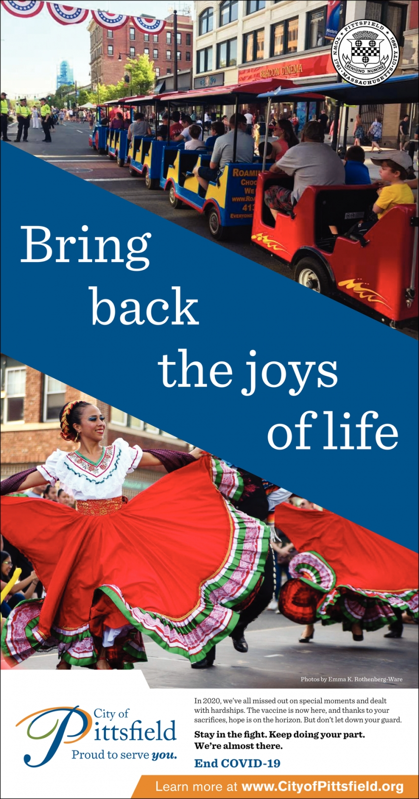 Bring Back The Joys Of Life