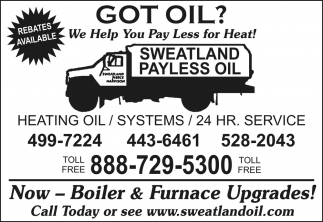 Got Oil? We Help You