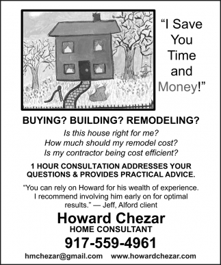 Buying? Building? Remodeling?