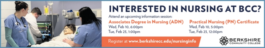 Interested In Nursing At BCC?