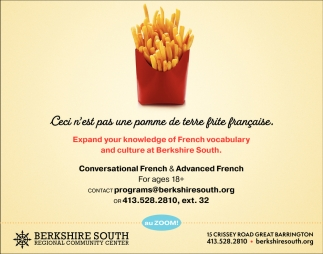 Conversational French & Advanced French