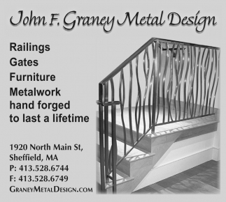 Metalwork Hand Forged To Last A Lifetime