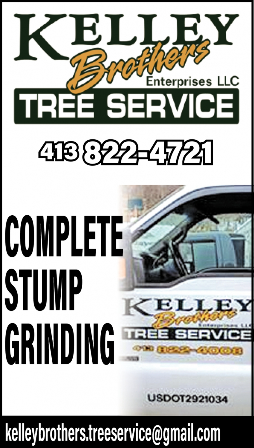 Complete Stump Grinding
