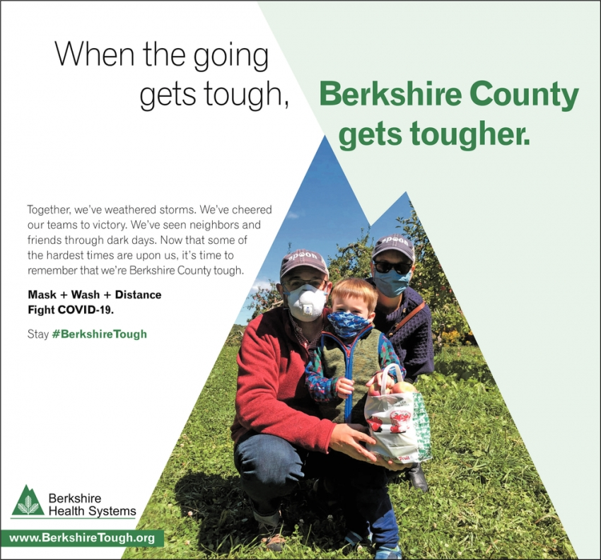 When The Going Gets Tough, Berkshire County Gets Tougher