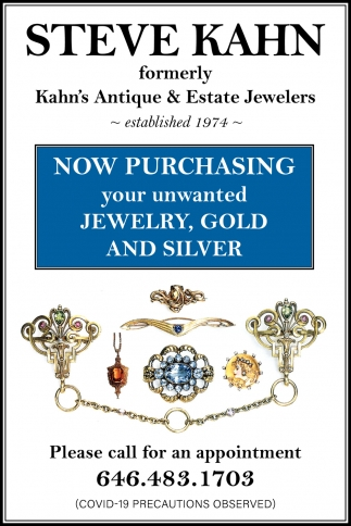 Now Purshasing Your Unwanted Jewelry
