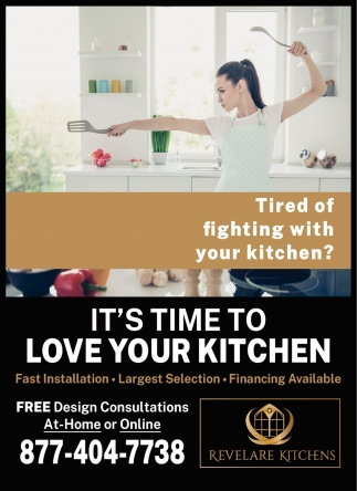 It's Time to Love Your Kitchen