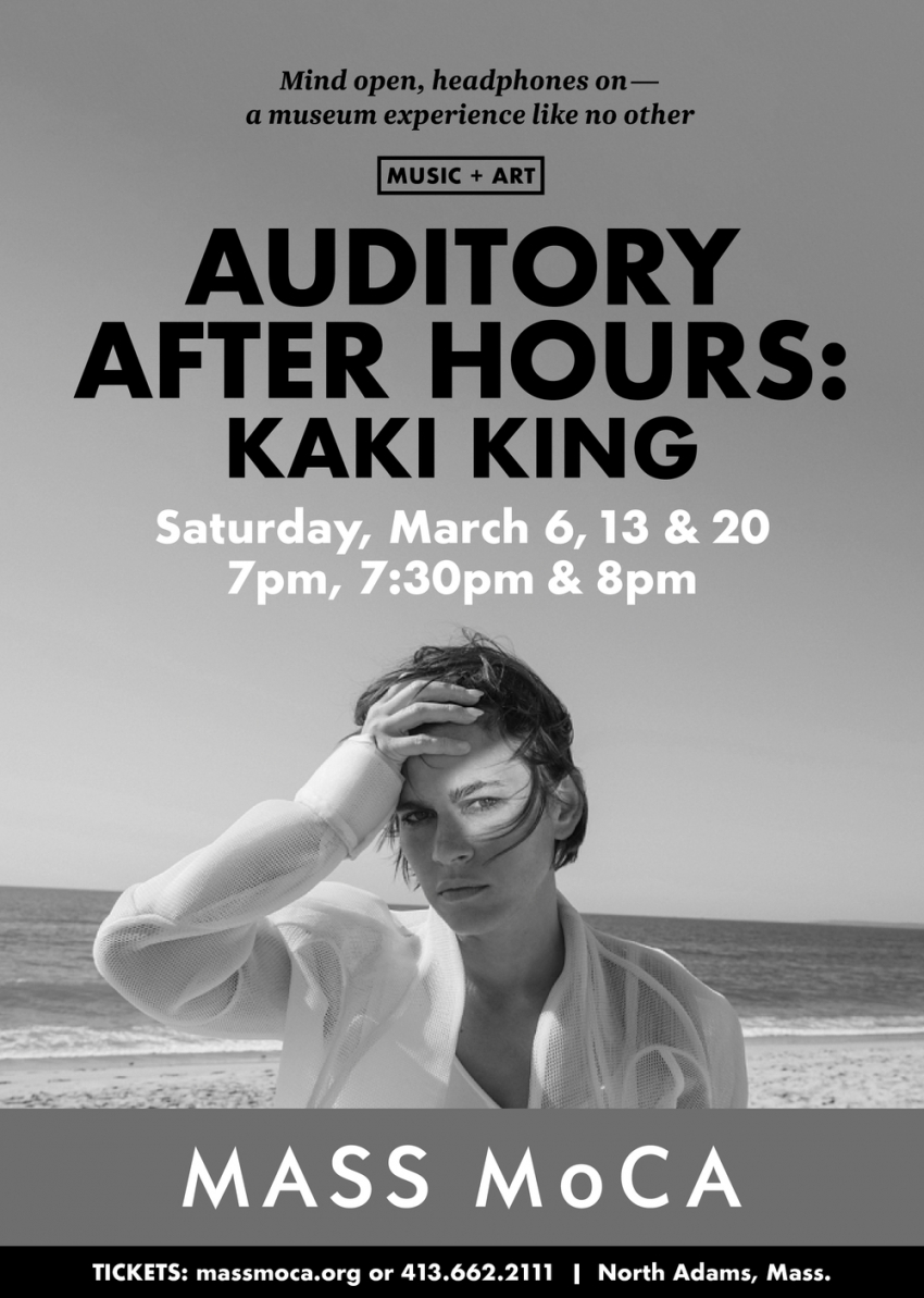 Auditory After Hours: Kaki King