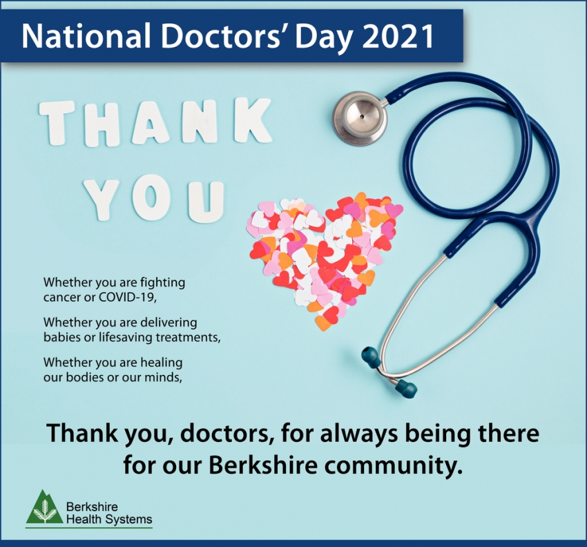Nationals Doctors' Day 2021