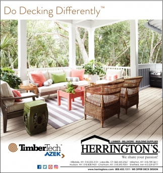 Do Decking Differently