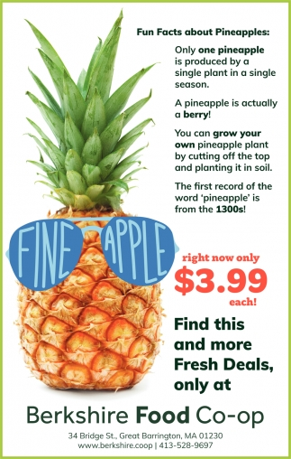 Fun Facts About Pineapples