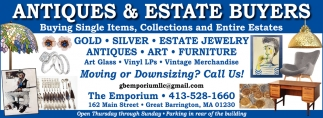 Antiques & Estate Buyers