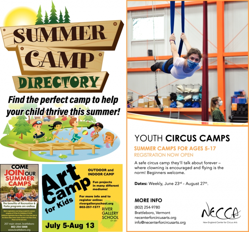 Summer Camp Directory