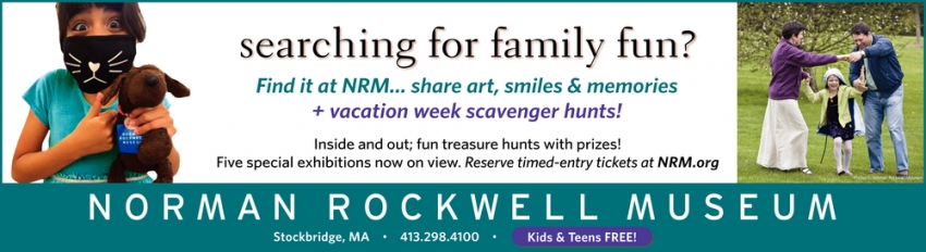 Searching For Family Fun?