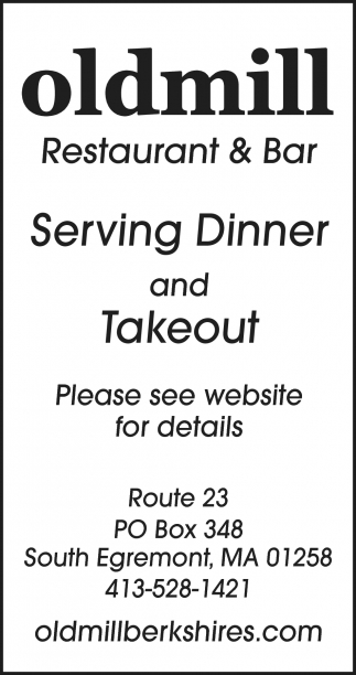Serving Dinner And Takeout