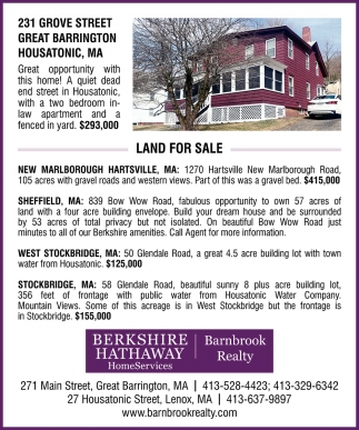 Lands For Sale