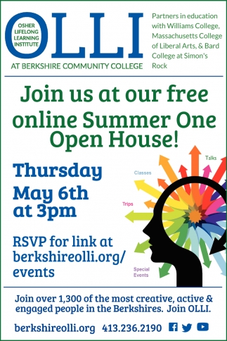 Summer One Open House!