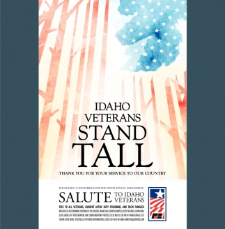 Salute to Idaho Veterans