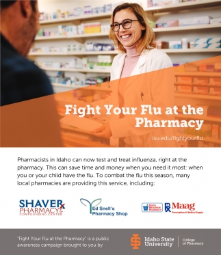 Fight Your Flu at the Pharmacy