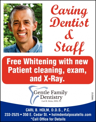 Caring Dentist & Staff