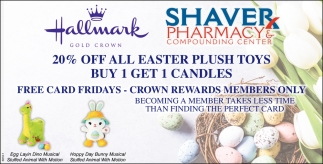 20% OFF All Easter Plush Toys