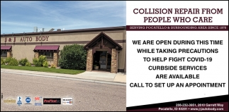 Collision Repair from People Who Care