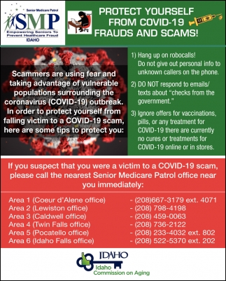Protect Yourself from COVID-19