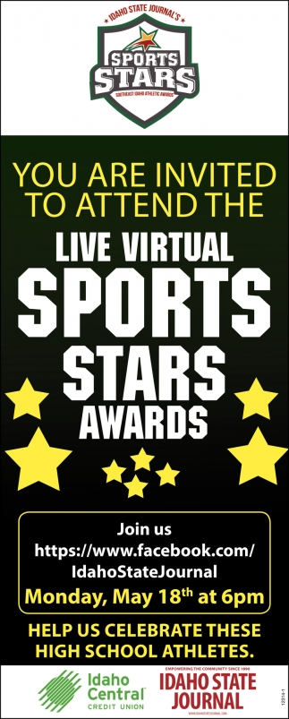 Live Virtual Sports Stars Awards