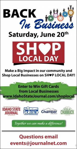 Shop Local Day