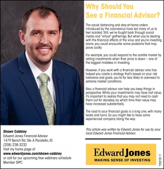 Why Should You See a Financial Advisor?
