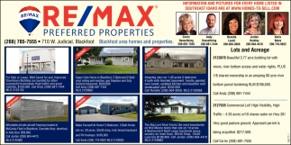 Preferred Properties