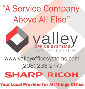 A Service Company Above All Else