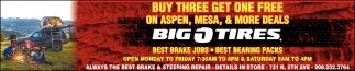 Buy Three Get One Free On Mesa & Aspen