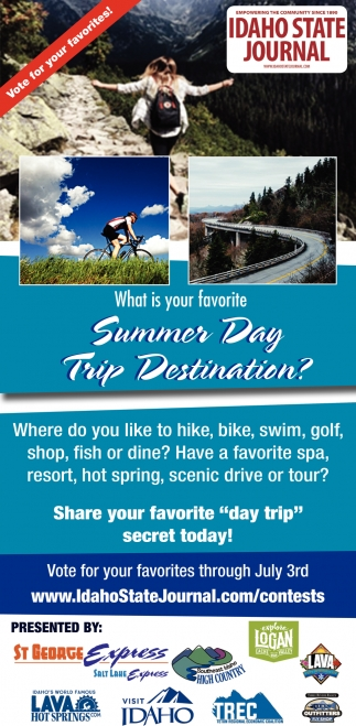 Summer Day Trip Destination?