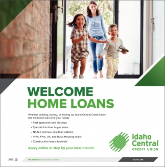 Welcome Home Loans