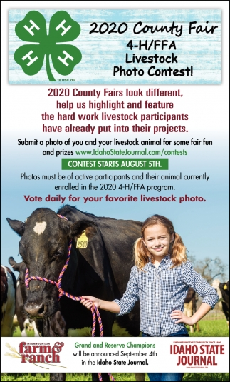 2020 County Fair Photo Contest