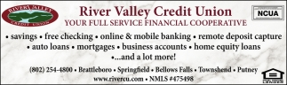 Your Full Service Financial Cooperative