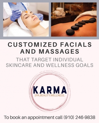 Customized Facials And Massages