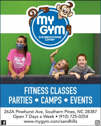 Fitness Classes - Parties - Camps - Events