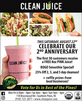 Vote For Us In Best Of The Pines!